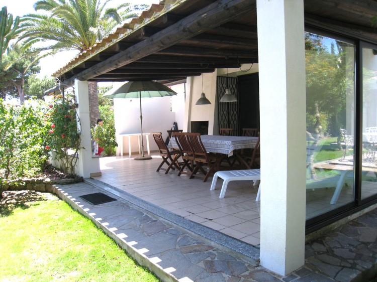 sarda in villa bungalow 6 8 personen evi teubner ferienh user. Black Bedroom Furniture Sets. Home Design Ideas
