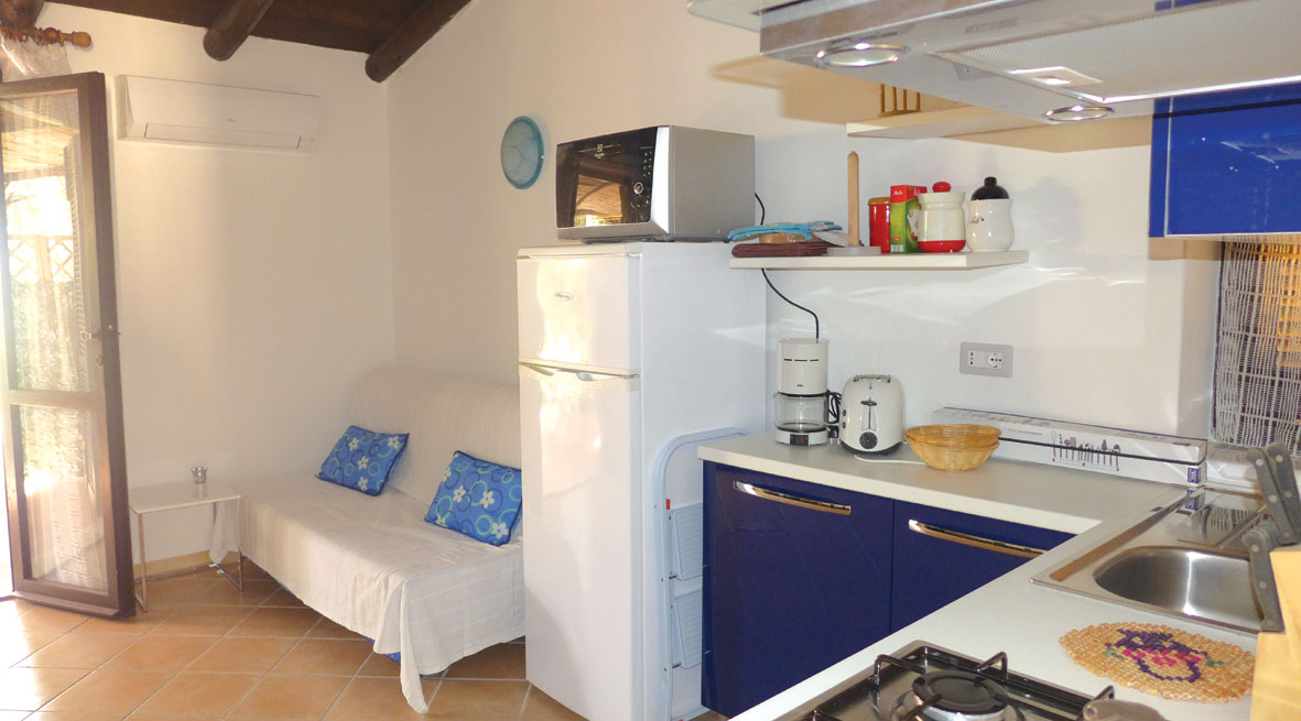 Cucina Aperta Sul Soggiorno - The Interior Design